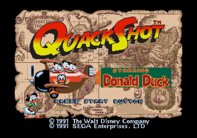 Quak Shot